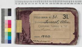 A. Forrest Field Book No 31