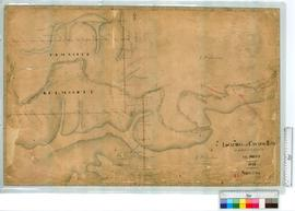 Locations on the Canning River - Townsite of Kelmscott by A.L. Preiss, Fieldbook 2, and later add...