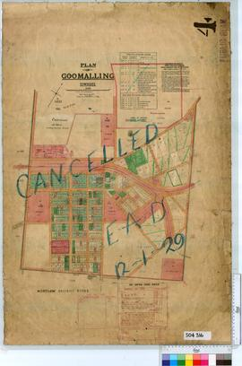 Goomalling Sheet 4 [Tally No. 504316].