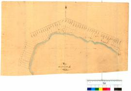 Plan of section L, Perth between Barrack St. to Spring St. (shows lots, owners & buildings) [Tally No. 005349].