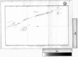 Chart of New Holland 1619-1779 (includes Tryall wreck site) [b/w photographic print only].