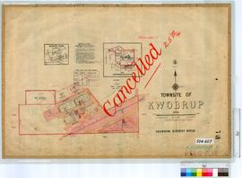 Kwobrup Sheet 1 [Tally No. 504607].