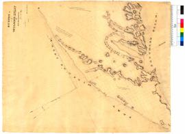 Survey of Wilsons Inlet by G.E. Warburton, Ensign 51st Regiment [Tally No. 005306].