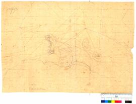 Pencil sketch entitled Frederick Town [Tally No. 005299].