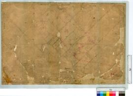 Survey of Canning River showing the boundary marks of several grants by J.W. Gregory, and later a...