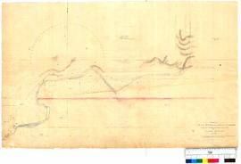 Survey of Swan River above Ellen's Brook to fix position of 63rd tree by George Smythe [Tall...