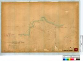 Vicinity of Wilsons Inlet. Locations 37, 34, 39, surveyed by P.L. Chauncy, plotted by A. Hillman ...