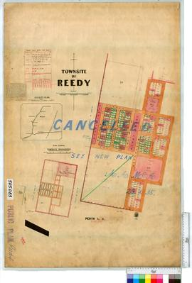 Reedy Sheet 1 [Tally No. 505083].