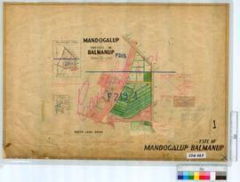 Mandogalup Sheet 1 [Tally No. 504663].