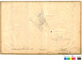 Kalgoorlie 77/69. Kalgoorlie - area west of the railway to Menzies. R. Gledden [scale: 3 chains t...