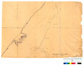 Survey of Leschenault-Vasse by H.M. Omanney, sheet 14 [Tally No. 005201].