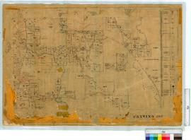 Area of Wungong, Bedfordale & Byford, (East of Wungong Reservoir) by A.C. Gregory, later addi...