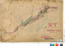Bakers Hill Sheet 1a [Tally No. 503697].