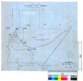 Plans of Yallingup Caves Reserve