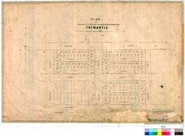 Fremantle 19/15. Plan of subdivision of Lots 1109 to 1144 now Lots 1109 to 1144 and 1433 to 1468,...