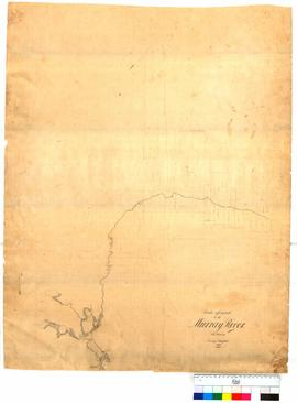 Lands assigned on the Murray River by George Smythe [Tally No. 005010].