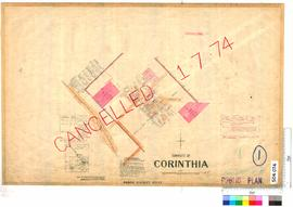Corinthia Sheet 1 [Tally No. 504074].