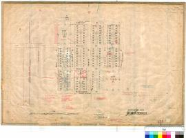 Leonora 123/1. Plan Leonora Townsite showing Lots bounded by Hoover, Hall, Forrest & Rocheste...