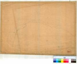 "Perth 18/15. Pencil drawing of part of Perth Townsite showing Section ""L"" with Lots bet..."