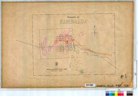 Kambalda Sheet 1 [Tally No. 504480].
