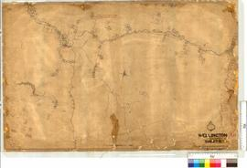 Sheet B by C. Carey showing the Preston River East to West and south to Eadle's. Later addit...