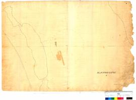 Survey of Blackwood River, Sheet 6 by A. Hillman [Tally No. 005008].