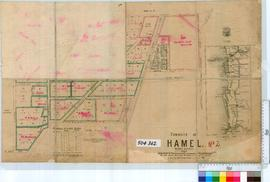 Hamel Sheet 2 [Tally No. 504362].