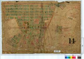 Kalgoorlie Sheet 14 [Tally No. 504437].