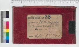 J.H.M. Lefroy Field Book No. 68