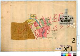 Tambellup Sheet 2 [Tally No. 505155].