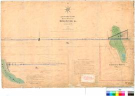 Folio XVII. Plan showing area around Lake Gooleelal. P.L.S. Chauncy.