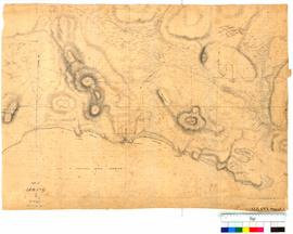 Part of Albany by R. Clint, Sheet 3 (Princess Royal Harbour) [Tally No. 005302].