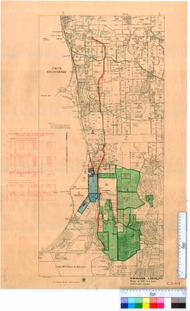 Resumptions under Industrial Development (Kwinana) Act 1952-1953.