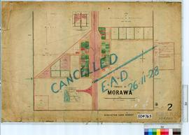 Morawa Sheet 2 [Tally No. 504763].