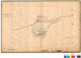 Merredin 54/1. Plan of Merredin Townsite Lots (East & West of Lukin St.) & Merredin Peak....