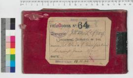 J.H.M. Lefroy Field Book No. 64