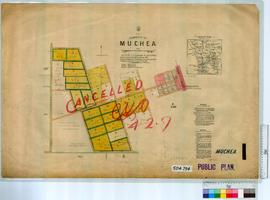 Muchea Sheet 1 [Tally No. 504794].
