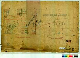 54/80 Chain Plan, sheet 5 South [Tally No. 501351]