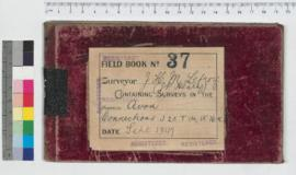 J.H.M. Lefroy Field Book No. 37