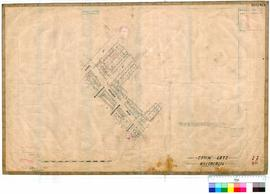 Kalgoorlie 77/46. Town lots, Kalgoorlie. Area south east of Egan Street. R. Gledden [scale: 2 cha...