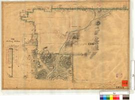 Midland Railway Company, Location 1316, N & W boundaries by Crossland, vicinity of Swan and A...