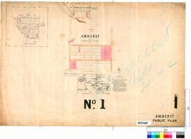 Amherst Sheet 1 [Tally No. 503669].