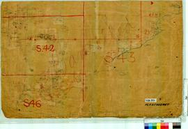 Plantagenet District [160 chain plan, Tally No. 506351].