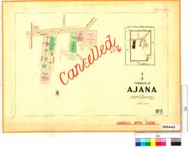Ajana Sheet 3 [Tally No. 503663].