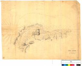 Part of the Avon River as originally discovered by R. Dale, Ensign 63rd Regiment [Tally No. 005246].