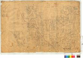 Vicinity of Arthur Road, Narngulu, North of OP 159 Vic. by A.J. Wells and others.