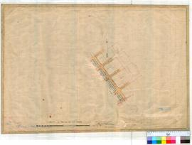 Southern Cross 48/4. Plan of Southern Cross showing Lots 431-462 facing Altair Street by B. Whaley [scale: 4 chains to an inch].