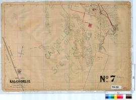 Kalgoorlie Sheet 7 [Tally No. 504430].
