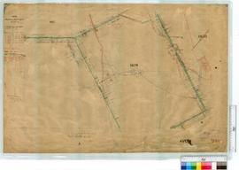 Location 1829 by C.M. Denny 1829 Fieldbook 19 (Yulgan) for Midland Railway Co. C. Crossland, 1892...