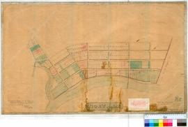Northam 13E. Plan showing various Lots & roads in Northam Townsite. Alteration of Gairdner St...